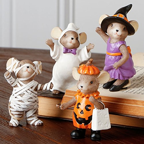 Cute and Adorable Halloween Mice