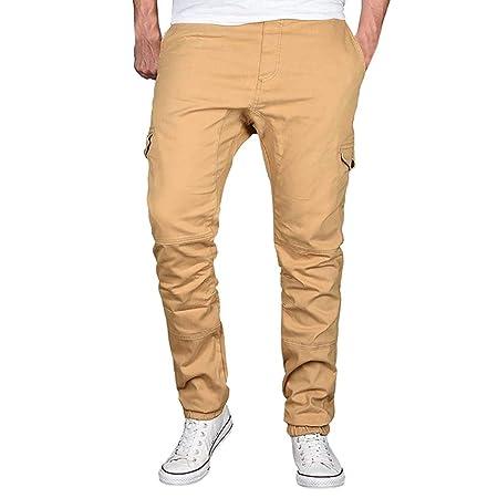 Pantalones de chándal para hombre, ajustados, ajustados, para ...