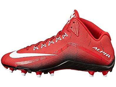 4c27fa3325dc Image Unavailable. Image not available for. Color  Nike Alpha Pro 2 3 4 TD  Men s Football Cleats ...