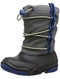 Crocs Kid's Swiftwater Waterproof Snow Boots