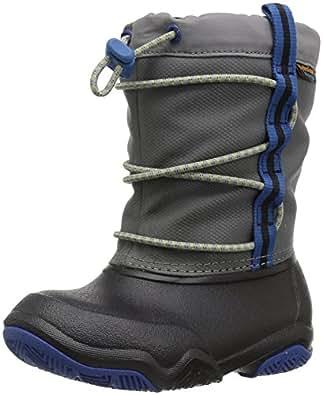 Amazon.com   Crocs Kids' Swiftwater Waterproof Snow Boot