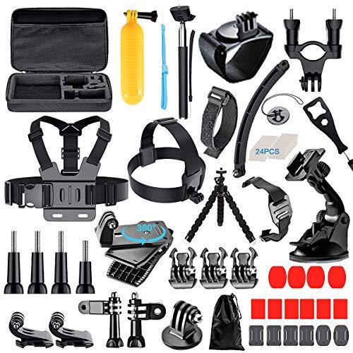 [68-in-1] Accessories Kit for GoPro HERO8 Black, GoPro MAX, Hero...