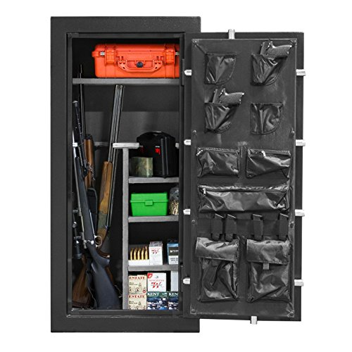 Blue Dot Safes Second Amendment Fire Resistant Gun Safe