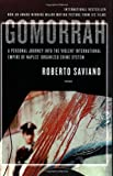 Book cover for Gomorrah: A Personal Journey into the Violent International Empire of Naples' Organized Crime System