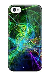 Carrie Diy Awesome ZippyDoritEduard Defender case cover For Iphone 4/4s- Beautiful Pink Abstract Light Background bRLXdxpImJj