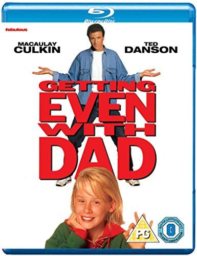 Getting Even With Dad [Region B] [Blu-ray]