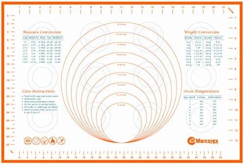 Placa de vidrio encimera Saver cortar diseño de tabla de conversión