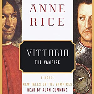 Vittorio the Vampire Audiobook