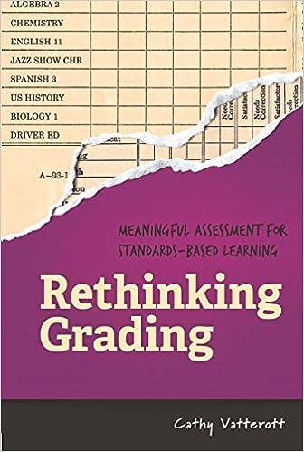 Amazon rethinking grading meaningful assessment for standards amazon rethinking grading meaningful assessment for standards based learning ebook cathy vatterott kindle store fandeluxe Choice Image