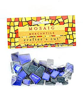 Amazon Com Mosaic Mercantile Crafter S Cut Gem Mosaic