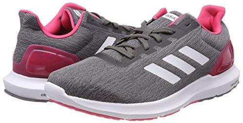 Chaussures 2 Gris Adidas Running rose Femme Compétition Cosmic De UFUv41EW