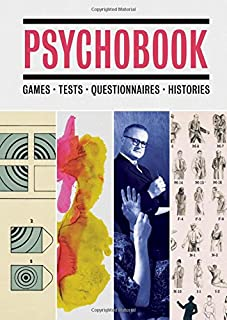 Book Cover: Psychobook: Games, Tests, Questionnaires, Histories