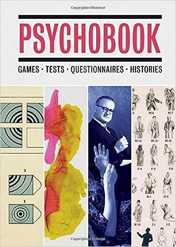 Psychobook Games Tests Questionnaires Histories Amazon De