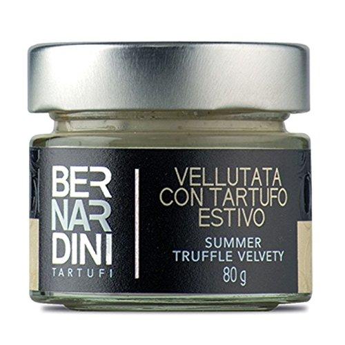 Bernardini Tartufi Grana Padano Crema Suave de Queso y Trufa de Verano - 80 gr