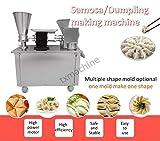 T. X. 4800pcs/h Dumpling machine Stainless steel