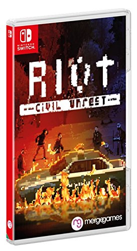 Riot: Civil Unrest - Nintendo Switch