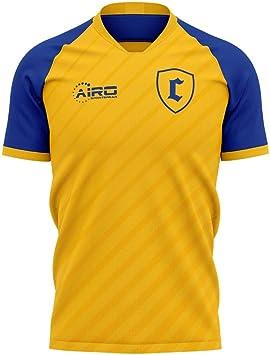 Airosportswear 2019-2020 Chievo Verona Home Concept - Camiseta de fútbol, XXL 50-52