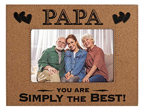(PAPA PICTURE FRAME GIFT ~