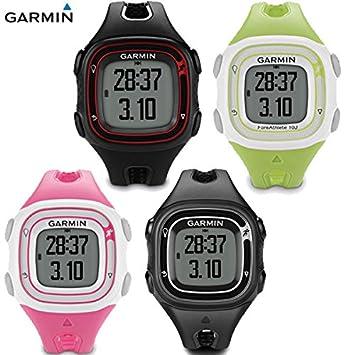 ce34c2984e ガーミン(GARMIN)腕時計 ForeAthlete 10J フォアアスリート 010-01039 GPSランニングウォッチ
