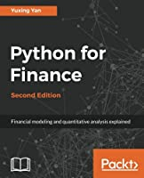 Python for Finance, 2nd Edition Front Cover