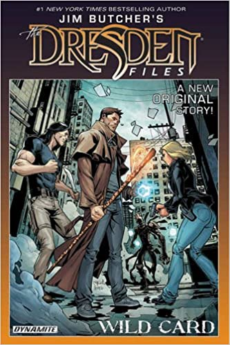 Dresden Files: Wild Card by Jim Butcher