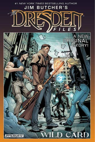 Price comparison product image Jim Butcher's Dresden Files: Wild Card