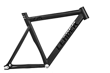 Leader 725 Fixed Gear Track Frame Sports Outdoors