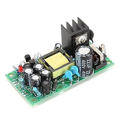 Amazon com: 12V 5V Fully Isolated Switching Power Supply AC
