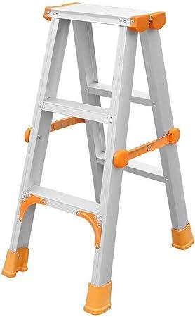 Jia He Taburete de plástico para niños Paso de heces, heces del hogar escalera plegable de aluminio Escalera Trabajo General Perfil Subida General Perfil Escaleras 2 Escalera plegable Escalera plegabl: Amazon.es: Hogar