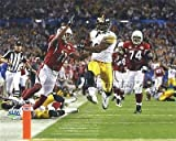 James Harrison Pittsburgh Steelers super bowl td 8x10 11x14 16x20 photo 604 - Size 16x20