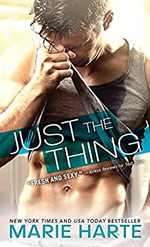 Just the Thing (The Donnigans Book 2) by [Harte, Marie]