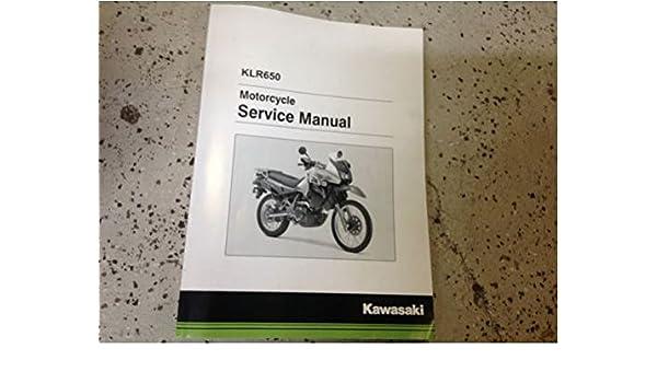 kawasaki klr 600 workshop service repair manual download