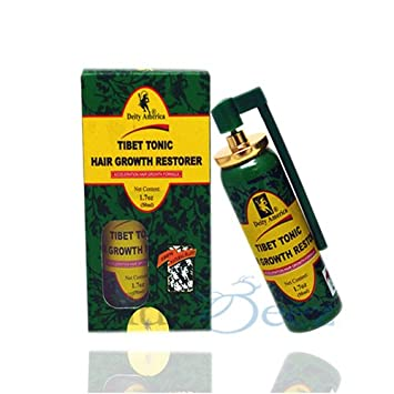 Amazon.com: Deity Tibet Tonic Hair Growth Restorer 12.12 Ounce (12ml ...