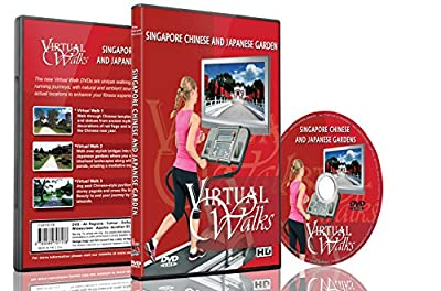 Virtual Walks - Chinese & Japanese Gardens for indoor walking, treadmill and cycling workouts
