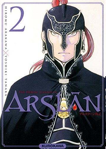Heroic legend of Arslan(The) #02