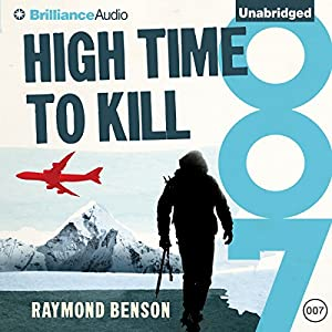 High Time to Kill Audiobook