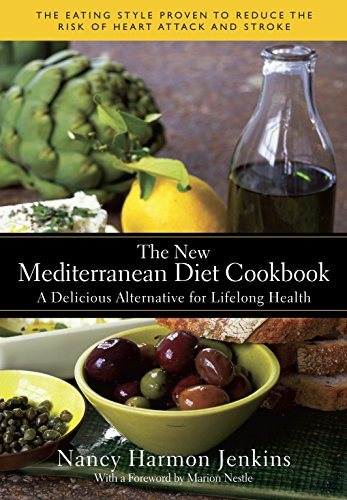 - The New Mediterranean Diet Cookbook: A Delicious Alternative for Lifelong Health
