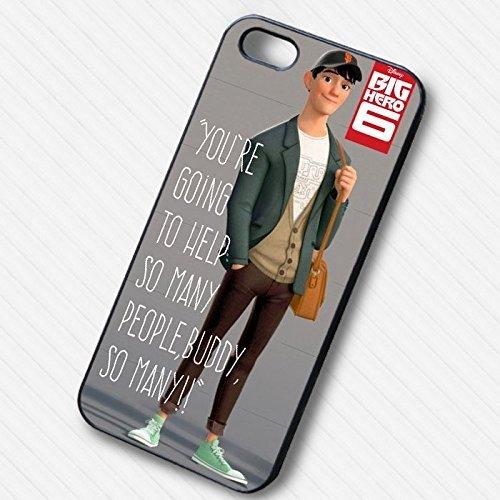 Cute tadashi hamada quote pour Coque Iphone 6 et Coque Iphone 6s Case O7B5NS