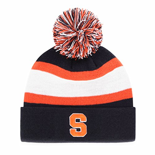 NCAA Rush Down OTS Cuff Knit Cap with Pom, One Size