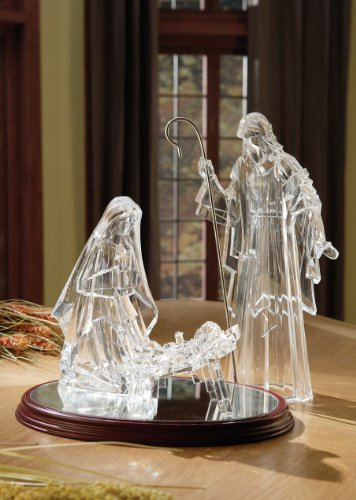 Lg. Holy Family by Icy Craft