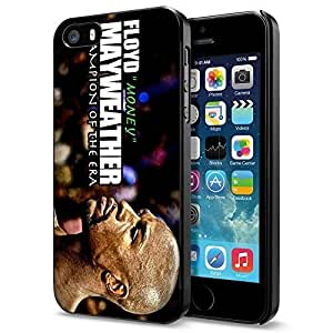 Floyd Mayweather the Champion, Boxing, Boxer, Cool iPhone 5 5s Smartphone Case Cover