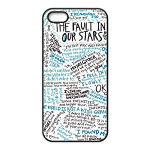 Simple graffitti motto pattern Cell Phone Case for iPhone 5S