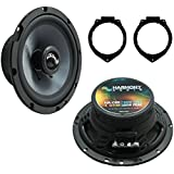 Fits Buick Lucerne 2006-2011 Front Door Replacement Harmony HA-C65 Premium Speakers New