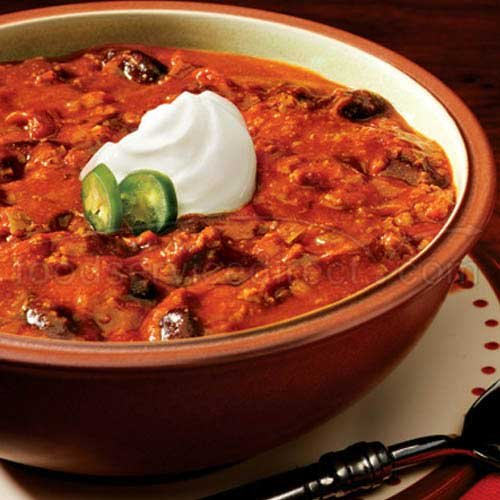Campbells Frozen Condensed Chili Con Carne - 4 lb. tray, 3 per case by Campbell's