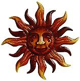 Arcadia Garden Products WA10 Wall Art Sunface