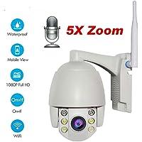 Aszhonga 1080p WiFi IP Mini Security Camera