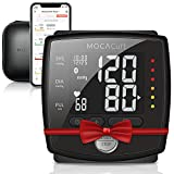 MOCACuff Automatic Blood Pressure Monitor Wrist Cuff w/Bluetooth App