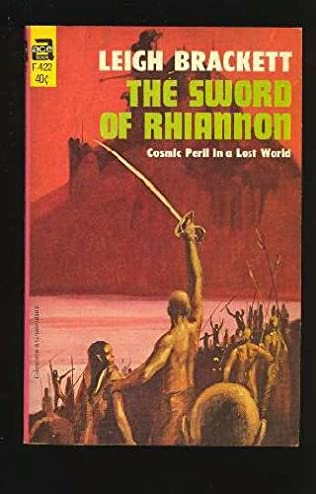 book cover of The Sword of Rhiannon
