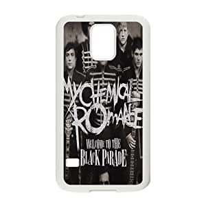 Black Parade Fahionable And Popular Back Case Cover For Samsung Galaxy S5
