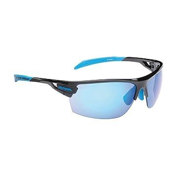 Sonnenbrille Alpina Tri-Scray           Ra.sw//cyan Gl.blau versp+klar+orange ver
